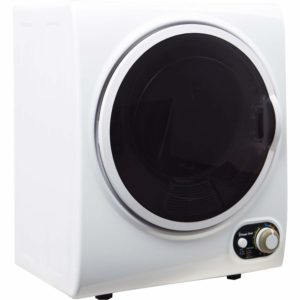 Compact Portable Dryer for RV, Apts, Trailers, Condo. Just plug into any standard house wall outlet